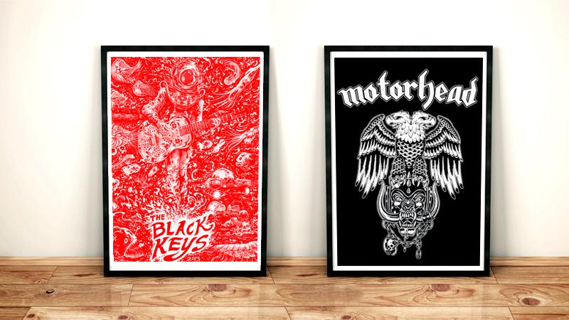 Custom Poster printing at www.belprintworks.com