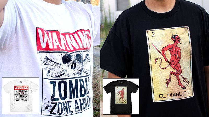 tshirt samples at www.belprintworks.com